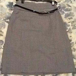 H&M Pencil skirt w/ belt